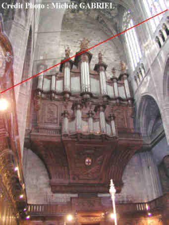 Orgue Moucherel